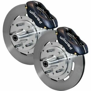 Wilwood Big Brake Kits 2 wheel Set Front Driver Passenger Side New 140 11072