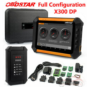 X300 Dp Full Configuration Auto Key Programmer Immobilizer Odometer Correction