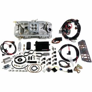 Holley Fuel Injection Kit Gas New 550 831