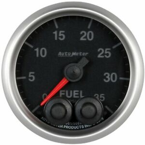 Autometer Fuel Pressure Gauge Gas New 5661