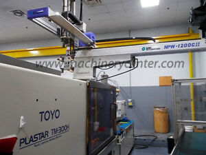 Star Automation Automatic Unloader Robot 05
