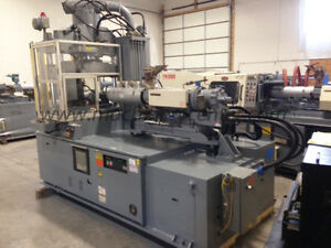 110 Ton 6 1 Oz Nissei Rotary Injection Molding Machine 99