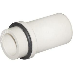 50 Pk Genova 3 4 Pvc Pipe Transition Fitting To I p s Or Copper Tube 50467