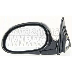 92 95 Honda Civic Driver Side Mirror Replacement