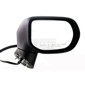 06 11 Honda Civic Passenger Side Mirror Replacement Paint To Match With Sig