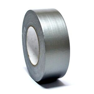 Silver Duct Tape 2 X 60 Yards Long 24 Rolls 3 42 Roll Free Shipping