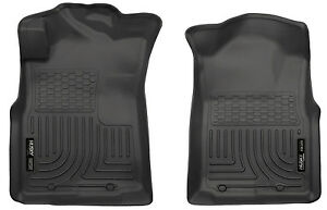 Husky Liners 13941 Weatherbeater Front Floor Mats 2005 2015 Toyota Tacoma