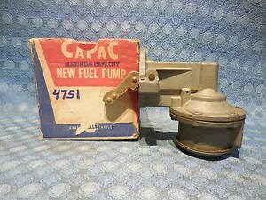 1957 1963 Chrysler Desoto Dodge Plymouth Nors Fuel Pump V8 58 59 60 61 62 4751