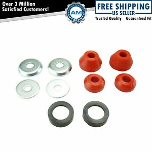 Front Suspension Radius Arm Bushing Kit For Bronco Ranger F150 F250