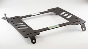 Planted Seat Bracket For 1988 1989 Honda Crx Si 1990 91 Crx Driver Left Side