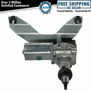 Ac Delco 15173034 Rear Window Wiper Motor Assembly For Chevy Tahoe Cadillac Gmc