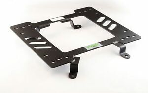 Planted Seat Bracket For 1979 1998 Ford Mustang Driver Left Side Racing Seat