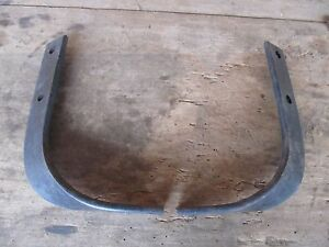 Nos Chevy 1939 1940 1941 1946 Bumper Support Pair 3651317 3651618