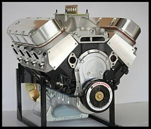 Chevy Bbc 632 Stage 10 5 Pro Street Engine Afr Heads Merlin Iv Block 915 Hp Base