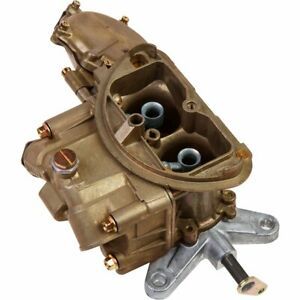 Holley Carburetor Oem Musclecar 500 Cfm 2 Barrel Single Inlet Dichromate Each