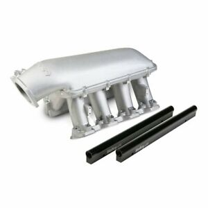 Holley 300 117 Intake Manifold For 2008 Hummer H2 2010 15 Camaro 6 2l 8cyl Upper