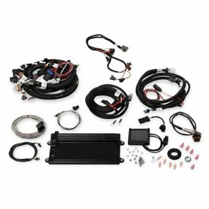 Holley Fuel Injection Kit Gas New 550 609