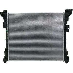 Radiator For 2008 15 Dodge Grand Caravan Chrysler Town Country 1 Row