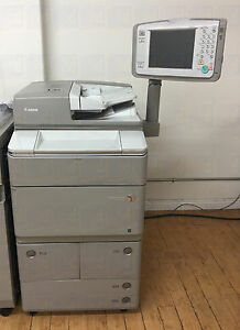 Canon Imagerunner Advance 8095 B w Laser Printer Scanner Copier 95ppm 8105 8085