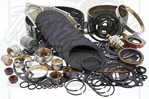 Ford C4 Raybestos Gen 2 Race Performance Transmission Rebuild Deluxe Kit 1974 81