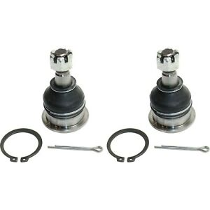 Ball Joint For 94 98 Nissan 240sx Front Lower Left Right Side Set Of 2
