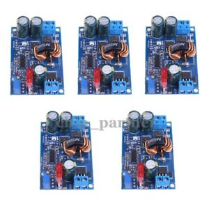 5x Dc dc 5 32v To 1 25 20v Automatic Step up Down Boost Buck Module 5a