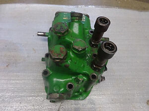 John Deere 50 60 70 Power trol