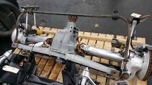 1986 Corvette Dana 36 Rear Suspension With 3 07 Ratio Differential Complete Posi