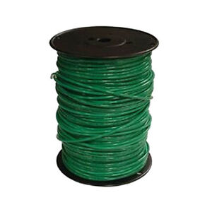 Southwire 6grn strx500 Stranded Single Building Wire 6 Awg 500 Ft 30 Mil Thhn