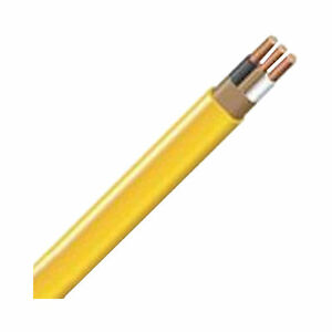 Romex Simpull 12 2nm wgx100 Building Wire 600 V Copper