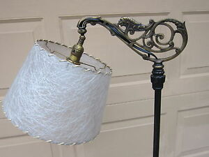 Rare Vintage Floor Bridge Lamp