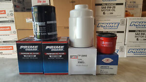 Gmc Chevy Duramax Filter Package 2000 2009