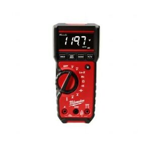 Milwaukee 2217 20 Digital Multimeter