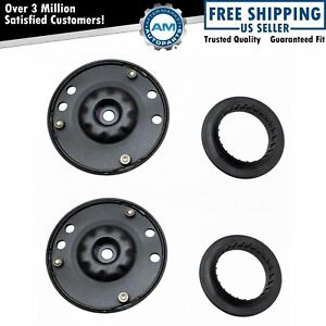 Front Strut Mount With Bearing Lh Driver Rh Passenger Side Set Pair For Saab 9 3