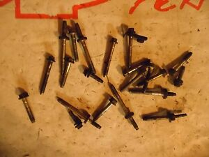1996 1998 Mustang Gt 4 6 Timing Chain Cover Bolts