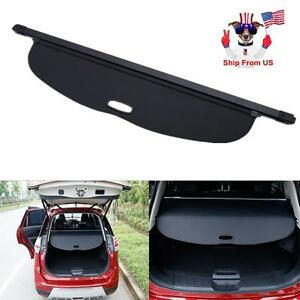 new Trunk Shade Black Cargo Cover For Nissan Rogue Sv X trail T32 2014 2015