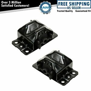 Engine Motor Mount Pair For Chevy Gmc Pontiac Cadillac 4 1 5 0 5 7 6 6