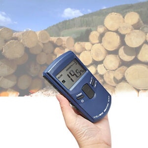 Measuring Range 4 80 Md918 Wood Tree Timber Digital Moisture Meter With Bag