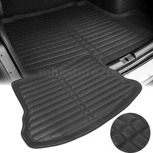 For Kia Sportage 2010 2014 Car Rear Trunk Boot Liner Tailgate Tray Cushion Mat
