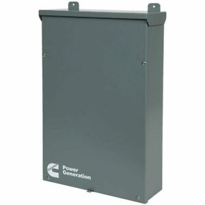 Cummins Ra 400 se 400 amp Outdoor Automatic Transfer Switch For Rs Series G