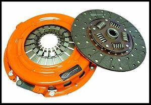 Centerforce Dual Friction Clutch Kit For 10 4 Clutch 26 Spline Df161675