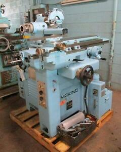 C 40 Makino Universal Tool Cutter Grinder W helical Grinding Attach 28063