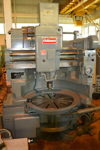 36 12 Fellows Vertical Gear Shaper 28026
