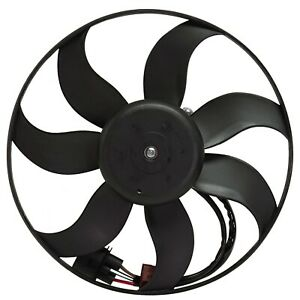Radiator Cooling Fan For 2005 2006 2009 2016 Volkswagen Jetta Left Side