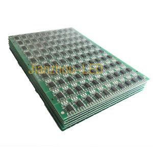 50 1000pcs Ws2811 Ic Pcb Board 14x9mm For F12 12mm Led Pixel Module Light 5v 12v