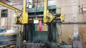 Giddings Lewis Hypro Hypro 72 Vertical Boring Mill 04170580001