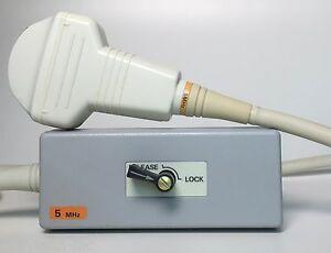 Aloka Ust 941 5 Ultrasound Probe 5 Mhz Transducer For Aloka Sd 650 650cl