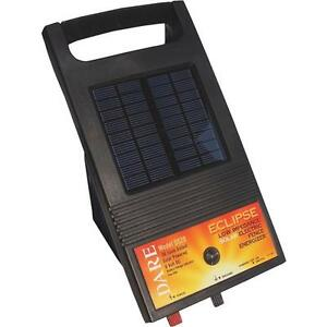 Dare 6v Eclipse 1 X 9 X 11 Solar Electric Fencer Fence Charger Ds 20
