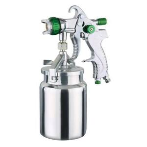 Air Locker R7100s Spray Gun Professional Hvlp Siphon Feed 1000ml 34 Fl Oz