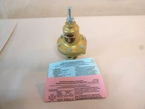 Norgren 11 002 045 General Purpouse Compressed Air Regulator e19